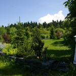 Gartenkeramik Leuchtturm-1
